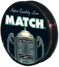 Match  fishing line